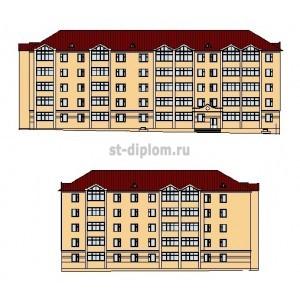 Облегченные стеновые конструкции для здания МГУ им. Н.П.Огарева в г.Саранск