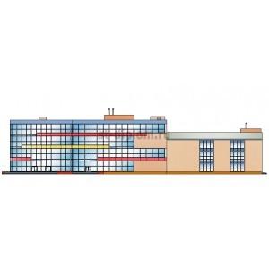 Торгово-развлекательный комплекс в г.Саратов