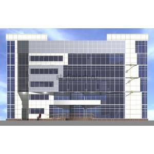 5-этажный торгово-офисный центр в г.Орел