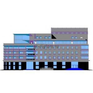 8-этажное многофункциональное здание в г.Благовещенск