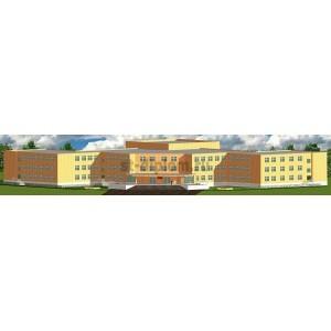 Общеобразовательная школа на 33 учебных класса в г.Москва
