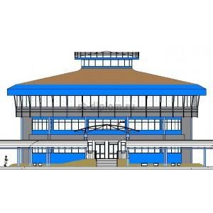 Автовокзал на 200 пассажиров в г.Чехов