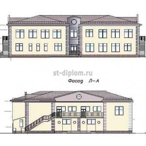 Детский сад на 160 человек в г. Сасово