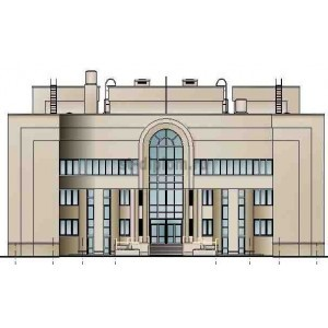 Здание суда в г Люберцы