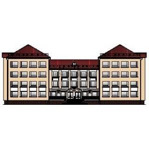 Здание колледжа в г. Инта