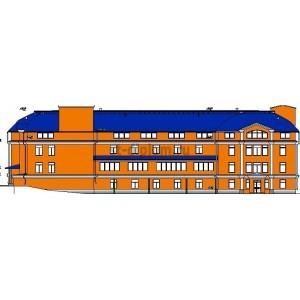 Легочное отделение хирургического комплекса в г. Улан-Удэ