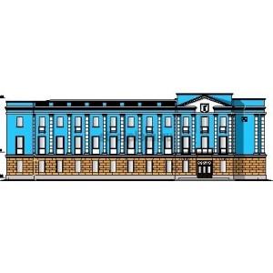Реконструкция административного здания в г. Норильск