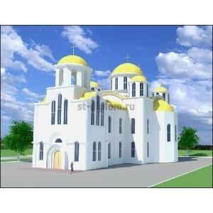 Сельская христианская церковь г. Чебоксары