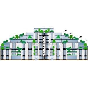 Гостиничный комплекс в п.Лазаревское