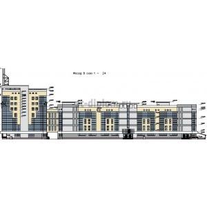 Торгово-офисный комплекс в г.Благовещенск