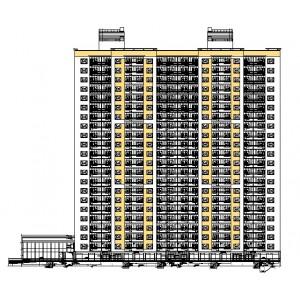 Организация строительства 22-эт 3-секц жилого дома в г.Санкт-Петербург