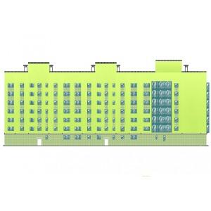 7-этажное малосемейное общежитие в г.Санкт-Петербург