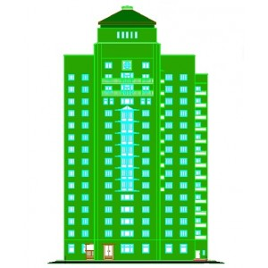 16-этажный кирпичный жилой дом в г.Санкт-Петербург