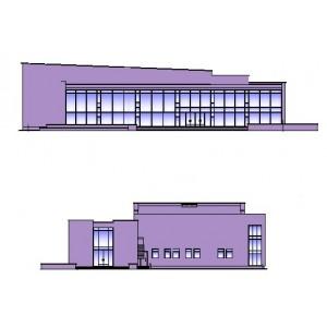 Сравнение эффективных видов кровли на примере кинотеатра на 600 мест в г.Пенза