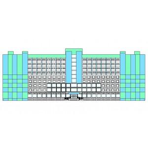 9-этажная гостиница на 600 мест в г.Адлер