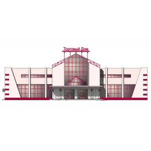 Торгово-рыночный комплекс в г.Альметьевск