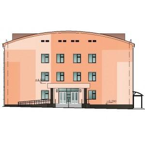Взрослая поликлиника в г.Челябинск