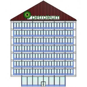 Офисное здание фирмы Petroleum с подземной стоянкой в г.Тюмень