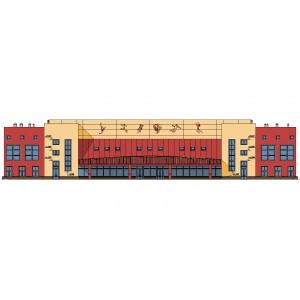 Спортивный центр в г.Челябинск