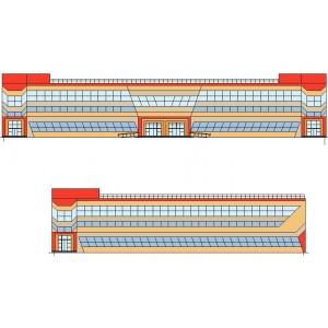 Торгово-сервисный комплекс в г.Бирск