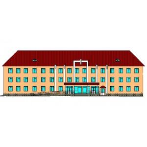 Акушерско-гинекологический корпус городской больницы в г.Георгиевск