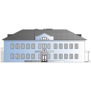 Административное здание Пенсионного фонда в г.Ростов