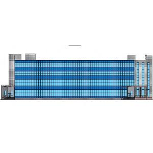 4-этажный торговый центр в г.Щёлкино Московской области