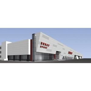 Торговый центр завода Велта в г.Пермь