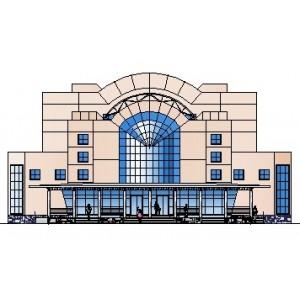 Торговый центр в г.Киров
