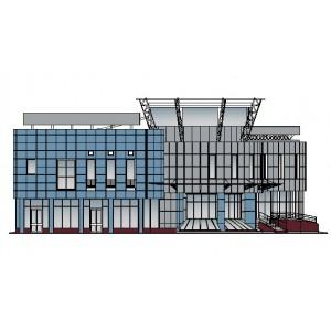 Торговый комплекс в г.Орехово-Зуево