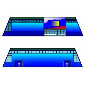 Спортивно-оздоровительный комплекс в г.Балаково