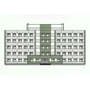 Лабораторный учебный корпус технического ВУЗа на 300 студентов в г.Тамбов