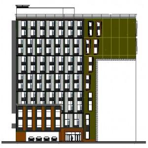Организация строительства гостиничного комплекса в г.Санкт-Петербург
