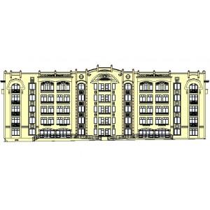 Общественно-коммерческий комплекс в г.Новороссийск