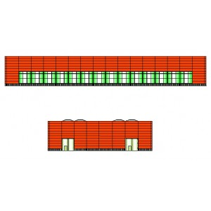 Цех по производству легких металлоконструкций в г.Самара