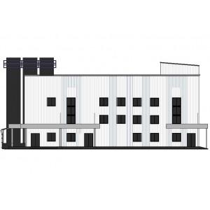 Завод по производству хлеба мощностью 60 тонн в сутки в г.Электросталь
