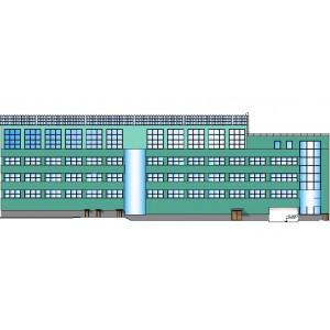 Цех завода по производству трансформаторов в г.Екатеринбург