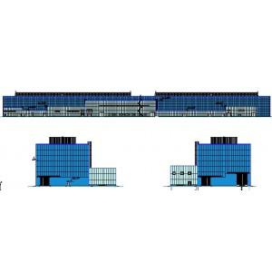 Склад с административными помещениями площадью 3500 кв. м. в г.Орел