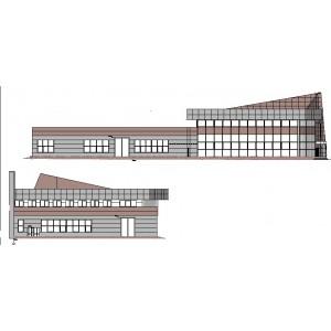 Автосервисный центр площадью 1485 кв.м. в г.Ижевск