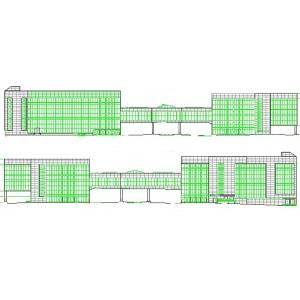 Реконструкция торговой галереи МОСТ в г.Магнитогорск