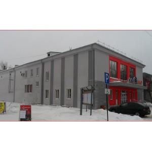 Реконструкция досугового центра в г.Сокол Вологодской области