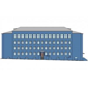 Реконструкция средней общеобразовательной школы в г.Владимир